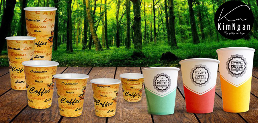 Xu hướng sử dụng ly giấy bảo vệ môi trường & Cấu tạo ly giấy